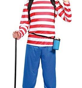 Disfraz de Wally excursionista
