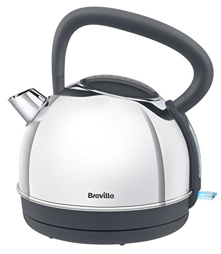 Breville Traditional 1.7L kettle (polished stainless steel) (3000w)