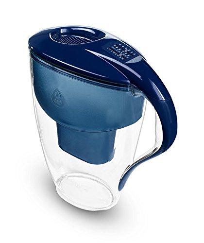 Dafi Astra Unimax 3L water filter jug with cartridges bundle (navy blue) (1 month of Dafi Unimax) (1 cartridge)
