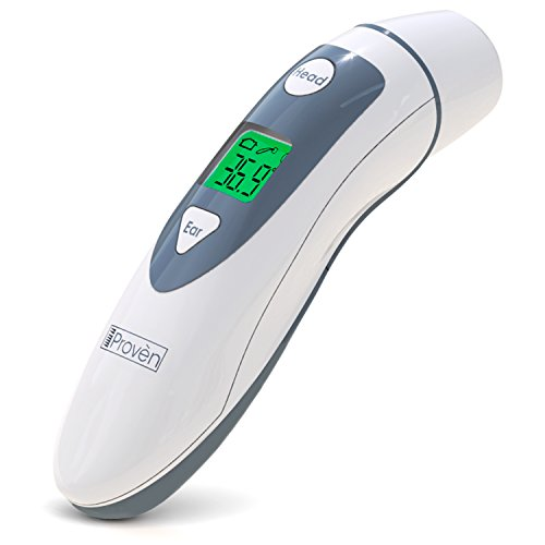 iProvèn DMT-489 Ohr - Stirn Thermometer DMT-489