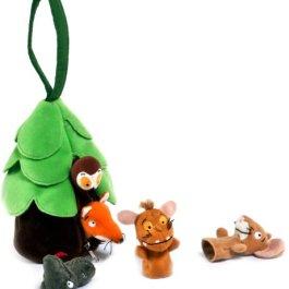 Gruffalo's Child Finger Puppets [Lingua inglese]
