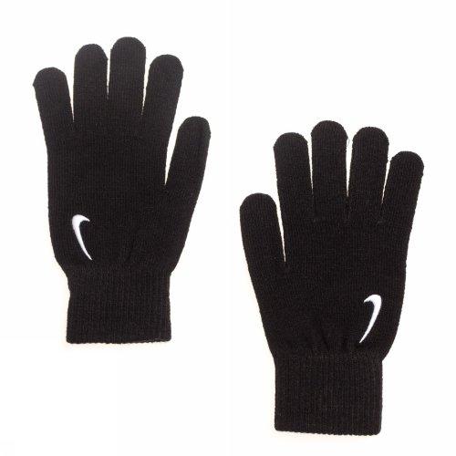 Nike Guanti in maglia, Black - S/M