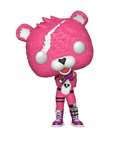 funko pop fortnite cuddle team leader 35705 - fortnite oso rosa animado