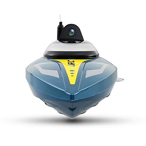 Sgkhz Barca ad Alta velocità RC, 2.4G 25 km/h 720P HD Telecamera WiFi FPV App Control Sistema di...