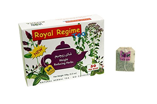 Flora Royal Regime Tea - 140 g