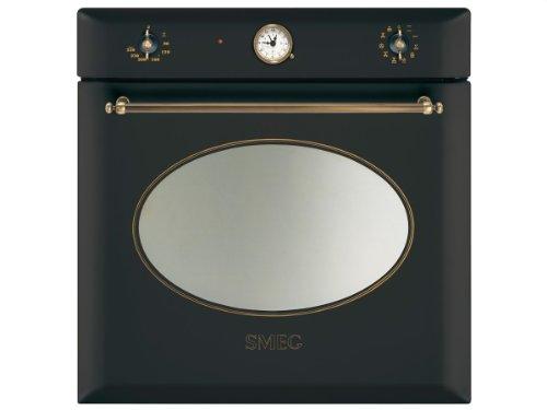 Smeg SF855AO Forno elettrico 79L 3000W A-10% Antracite forno