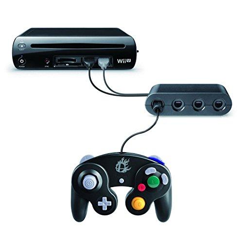 Generic GameCube Controller Adapter Converter for Nintendo Wii U SUPER SMASH BROS