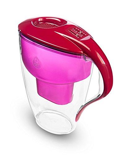 Dafi Astra Unimax 3L water filter jug (pink) (1 month of Dafi Unimax) (1 cartridge)