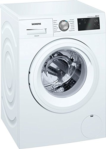 Siemens WM14T5EM Waschmaschine Frontlader / A+++ / 8kg / 1400 UpM / Nachlegefunktion / Antiflecken-System / waterPerfect