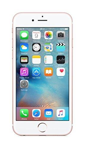 Apple iPhone 6s 64GB Smartphone Libre - Oro Rosa (Reacondicionado)