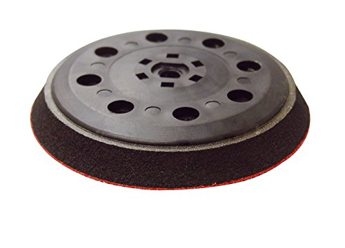 "Variopad 1067.83 Base lijadora Tipo Velcro Flexible (diámetro 150-Universal-UNF 5/16"" 6-8 6+8), 150-UNF-5/16"""