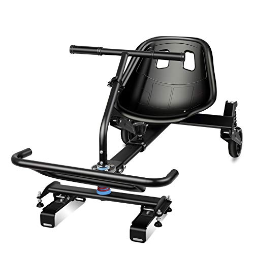 XULONG Scooter Elettrico, Hoverkart Kart Kit di conversione Hovercart Regolabile Assistenza a...