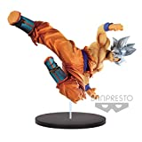 Banpresto Figurine - DBZ - Son Goku FES Vol 8 - Ultra Instinct Son Goku - 20 cm