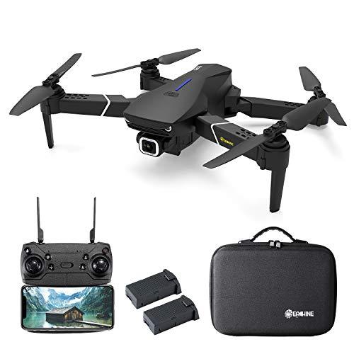 EACHINE E520S Drone GPS 4K Telecamera 5G WiFi Due Batterie e Valigetta App Controllo Drone...