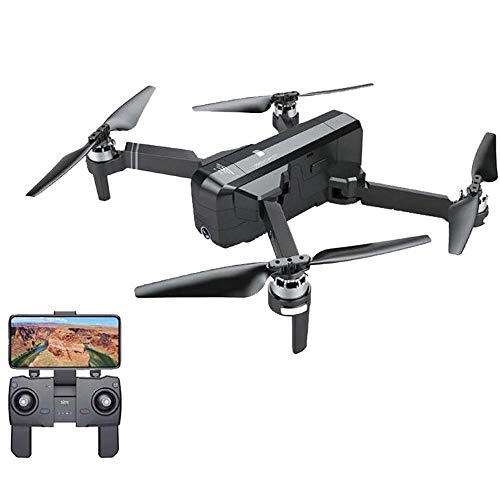 JERFER Nuovo Sjrc F11 GPS 5G WiFi FPV 1080P HD Cam Pieghevole Brushless Rc Drone Quadcopter