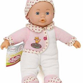 Babyland 700010351 - Muñeca bebé con 6 sonidos, 30 cm (surtido: modelos aleatorios)