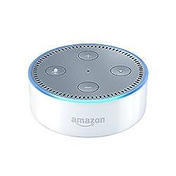 Kaufen Amazon Echo Dot (2. Generation) Intelligenter Lautsprecher mit Alexa, Weiß