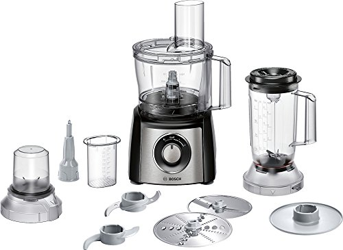 Bosch Lifestyle MCM3501M 800-Watt Food Processor (Black)
