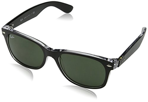 Ray-Ban Wayfarer Unisex Sunglasses (RB2132 901/58_Grey)