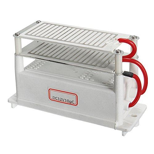 Generateur d'ozone en céramique pour Voiture 12 V 10 g 22