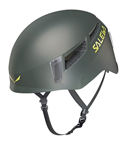 SALEWA 00-0000002300 Casco de Escalada, Unisex Adulto, Gris Oscuro, XL