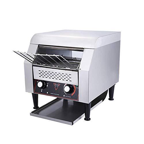 QIN.J.FANG-Cucina Tostapane commerciale, 3 modalità di riscaldamento 7 tipi di cottura opzione,...