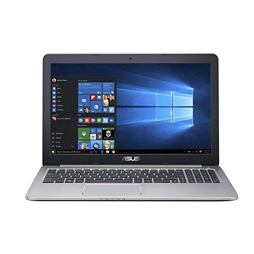ASUS VivoBook K501UX-FI277T 15.6 inch Ultra HD Notebook (Intel Core i7-6500U Processor, 16 GB RAM, 256 GB SSD, Ultra HD 3840x2160 Screen, NVIDIA GeForce GTX 950M 2 GB GDDR3, Windows 10)
