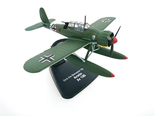 Fighter Plane - Arado Ar 196 Bismarck 1941 - 1:72 (Réf: 422)