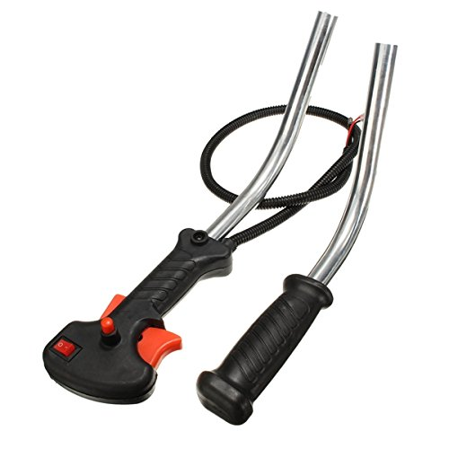 Alamor Stimmer Trimmer Brush Cutter Triturador Trigger Segadora Handle Switch Con Cable Del Acelerador