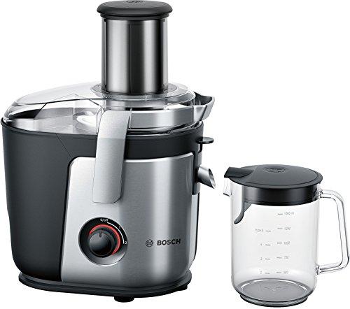 Bosch MES4000 - Licuadora, 1000 W, capacidad de 1000 W, aluminio, color negro