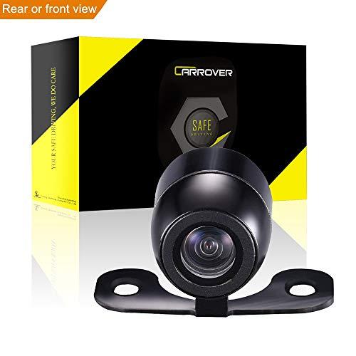 Car Rover Telecamera Universale per retromarcia CCD con visuale a 170 gradi, visione notturna, impermeabile