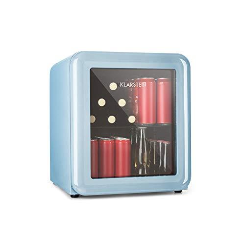 Klarstein PopLife • Frigorifero per Bevande • Minibar • 0-10 °C • 39 dB • Ecologico •...