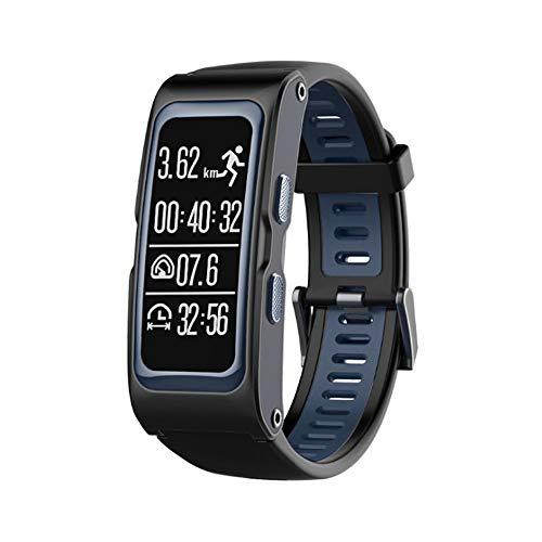 HUOQILIN, Orologio Intelligente con GPS, per Sport all'aperto, Arrampicata, misurazione...