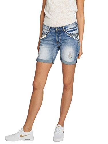 Rock-Angel-Damen-Shorts-Caitlin-Pearl-blau-L