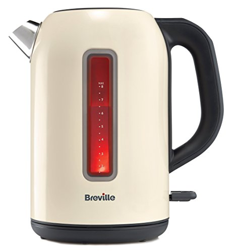 Breville Colour 1.7L kettle (cream) (3000w)