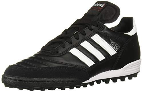Adidas Mundial Team, Scarpe da Calcio Uomo, Nero (Black/Running White Ftw/Red), 41 1/3 EU