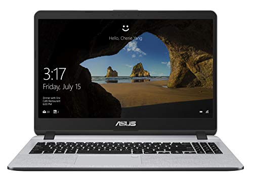 ASUS VivoBook X507UA Intel Core i5 8th Gen 15.6-inch FHD Thin and Light Laptop (8GB RAM/1TB HDD/Windows 10/Integrated Graphics/Stary Grey/1.68 kg), X507UA-EJ852T