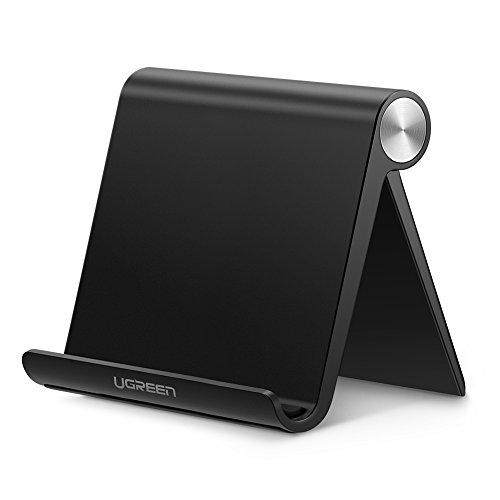 UGREEN Porta Tablet Telefono Supporto Tablet Tavolo Regolabile Stand Dock per Dispositivo da 4 a 12...