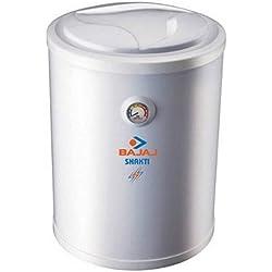 Bajaj Shakti GPV 15 L Electric Water Geyser (White)