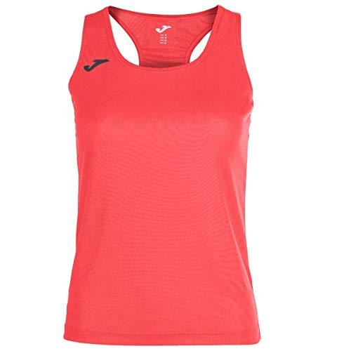 Joma Camisetas Señora, Mujer, Siena Coral Flour, M