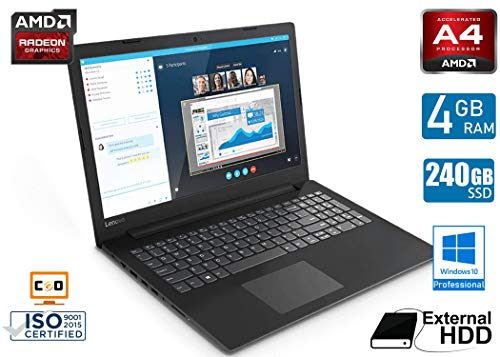 - CeO Eta V1 - LENOVO Notebook Essential V145-15AST - AMD A-Series A4-9125 2,30 GHz | 4GB RAM |...