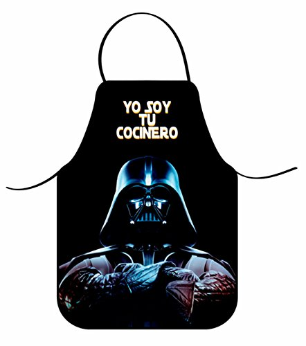 Delantal Star Wars / Darth Vader