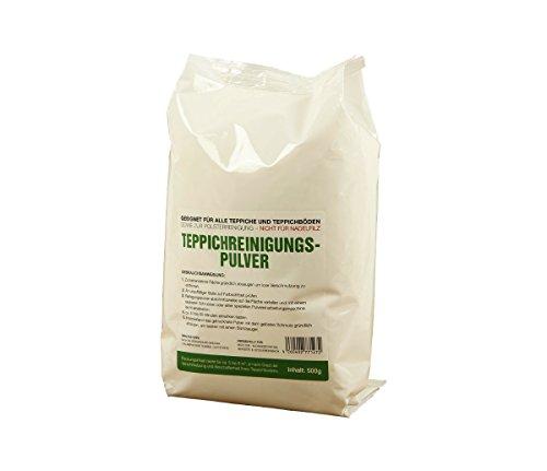 McFilter–Detergente in polvere per tappeti | adatto per tutti i tappeti e moquette, anche per...