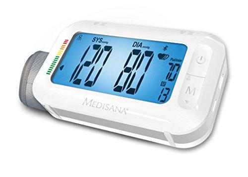 Medisana 51296 BU 575 2in1 Connect Sfigmomanometro con Bluetooth