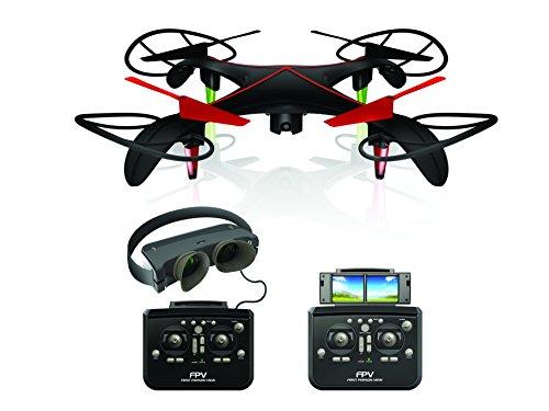 Silverlit-84765-Drone-avec-camera-pour-vue-en-immersion-BLACKSIOR-FPV-4-Canaux-Gyro-24-Ghz