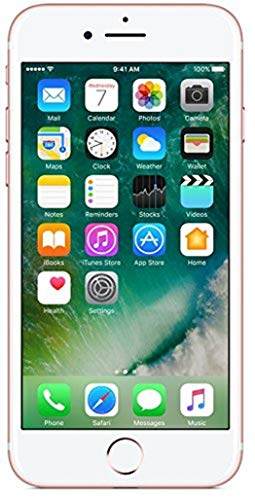 Apple iPhone 7 (Rose Gold, 32GB)