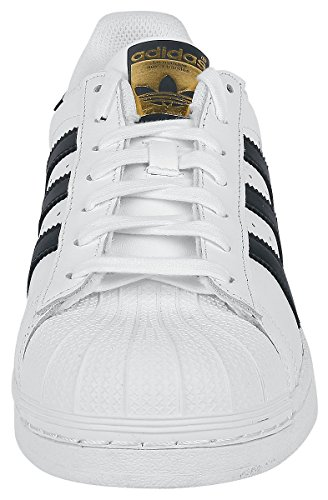 34f3903e1 Adidas Originals Superstar Foundation Scarpe da Ginnastica Unisex – Adulto