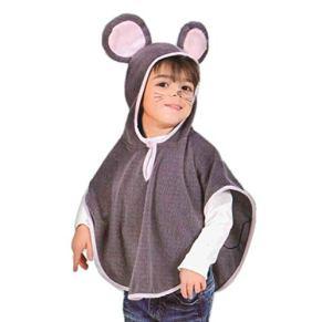 WIDMANN S.R.L. Disfraz de Mickey Mouse Poncho Baby
