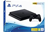 Sony PS4 Slim 1TB Nero 1000 GB Wi-Fi