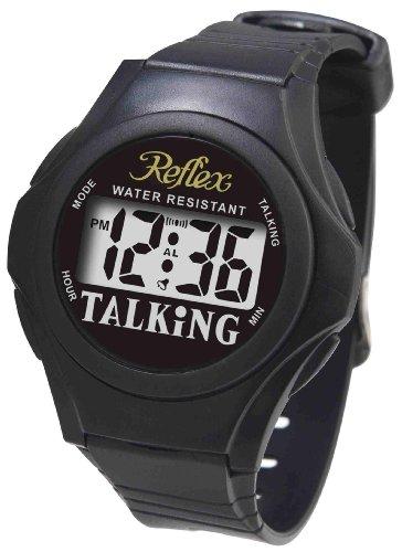 Reflex Reflex Talk01 TALK01 - Orologio da polso colore nero